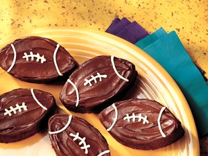 Spiked&#32;Football&#32;Brownies