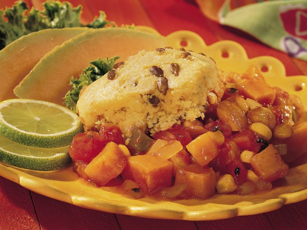 Southwestern Pot Pie