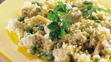 Curried Chicken and Couscous Salad Recipe