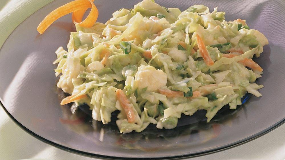 Cauliflower Coleslaw