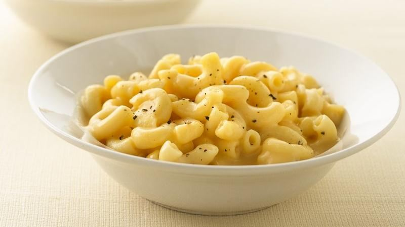 Healthified Macaroni and Cheese