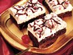 Chocolate Cherry Brownie Dessert