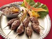 Ground Turkey Skewers
