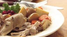 Slow Cooked Turkey Dinner Recipe