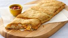 Grands! Crescent Enchilada-Stuffed Sandwiches Recipe