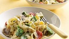 Lean Pasta Primavera Recipe