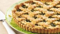 Italian Spinach Torta Recipe