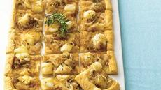 Onion and Herb Tart Recipe