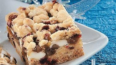 Apricot-Cranberry-Nut Bars