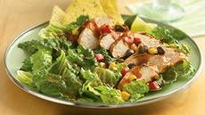 Chipotle Grilled Chicken Salad Recipe