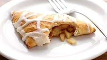Hot Apple Turnovers