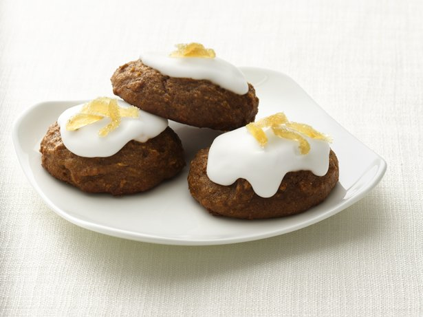 Yogurt Molasses Cookies
