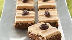 Rich Espresso Bars with Buttercream Frosting Recipe