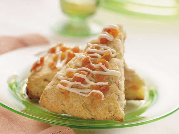 Image of Apricot And White Chocolate Scones, Betty Crocker