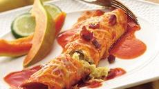 Bacon and Egg Enchiladas Recipe