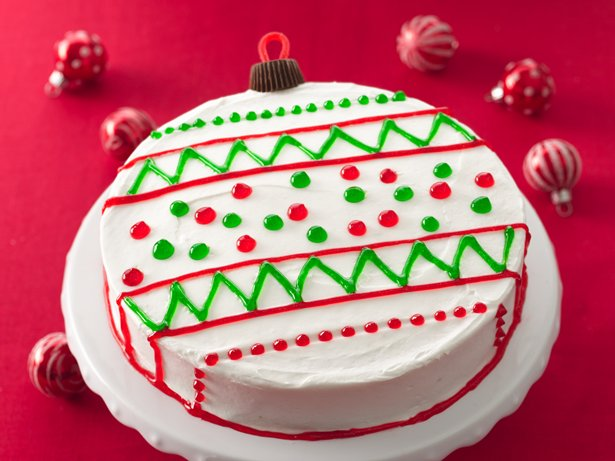 Ornament Cakes
