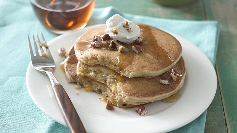 Peachy Pancakes