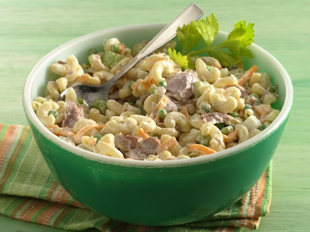 Tuna-Macaroni Salad