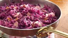 Sweet-Sour Red Cabbage Recipe