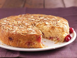 Cranberry-Almond&#32;Coffee&#32;Cake