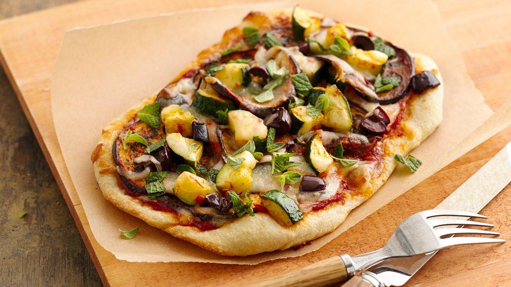 Moroccan Madness Pizza