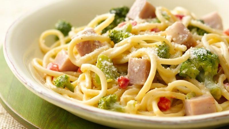 Broccoli Ham Tetrazzini