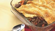 Crescent-Topped Pot Roast Pie (club store pack) Recipe
