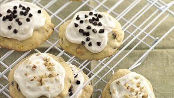 Chunky Banana-Chocolate Chip Cookies