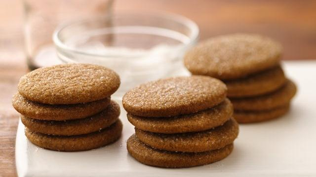 Quick Gingersnaps