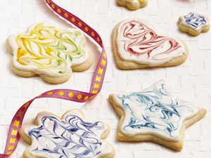 Mix-Easy Rolled Sugar Cookies