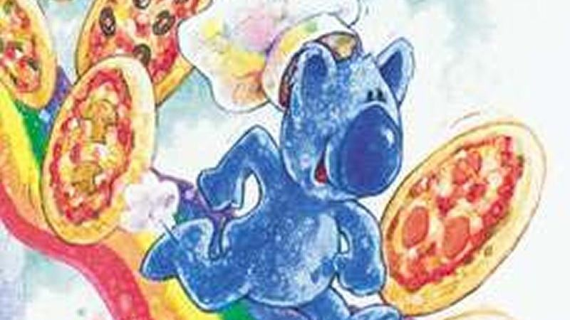 Pizza Stampede