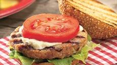 Grilled Tuna Burgers Recipe