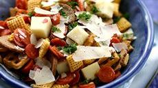 Pizza-ria Chex Mix® Recipe