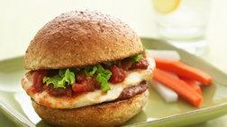 Salsa Chicken Sandwiches