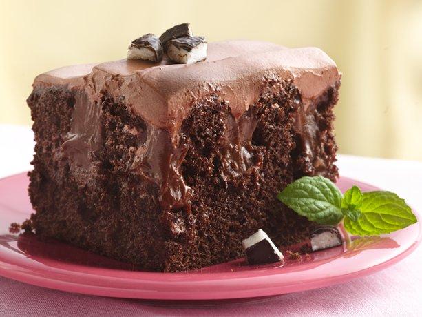 Peppermint Poke Cake Betty Crocker