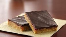 Cranberry Millionaire Squares Recipe