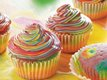 Tie-Dye Cupcakes