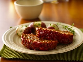 Home-Style Meat Loaf
