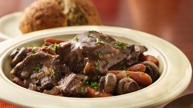 Wine-Braised Short Ribs