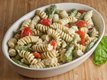 Yogurt-Pesto-Pasta Salad