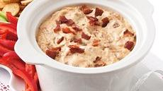 Slow Cooker Bacon Cheeseburger Dip Recipe