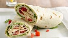 Chicken BLT Wraps with Aioli Recipe