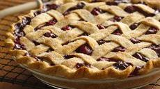 Three-Berry Pie Recipe