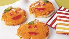 Pumpkin Pizzas Recipe