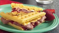 Breakfast Wafflewiches Recipe