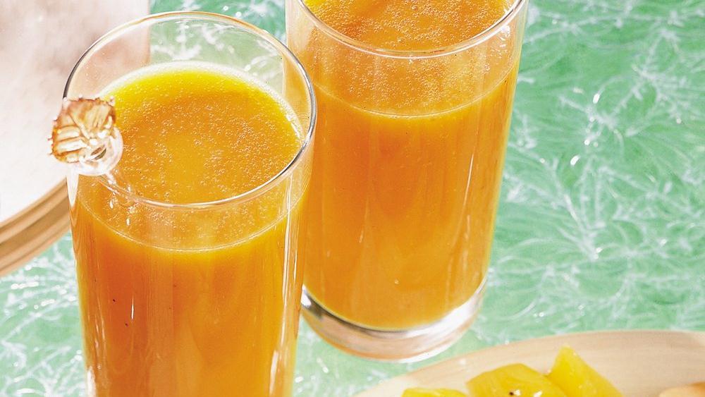 Banana-Orange Smoothie