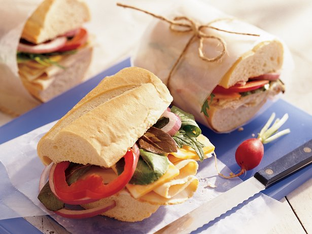 Southwest Chicken Sub