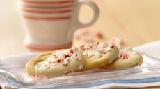 Peppermint Crunch Sugar Cookies Recipe