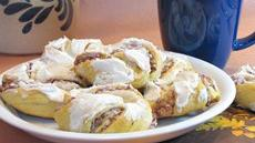 Cranberry Walnut Twists Recipe