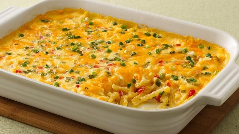 Cheesy Potatoes